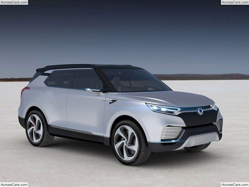 Ssangyong Xlv Concept 2014 Upcoming Cars Compact Suv Passenger Vehicle