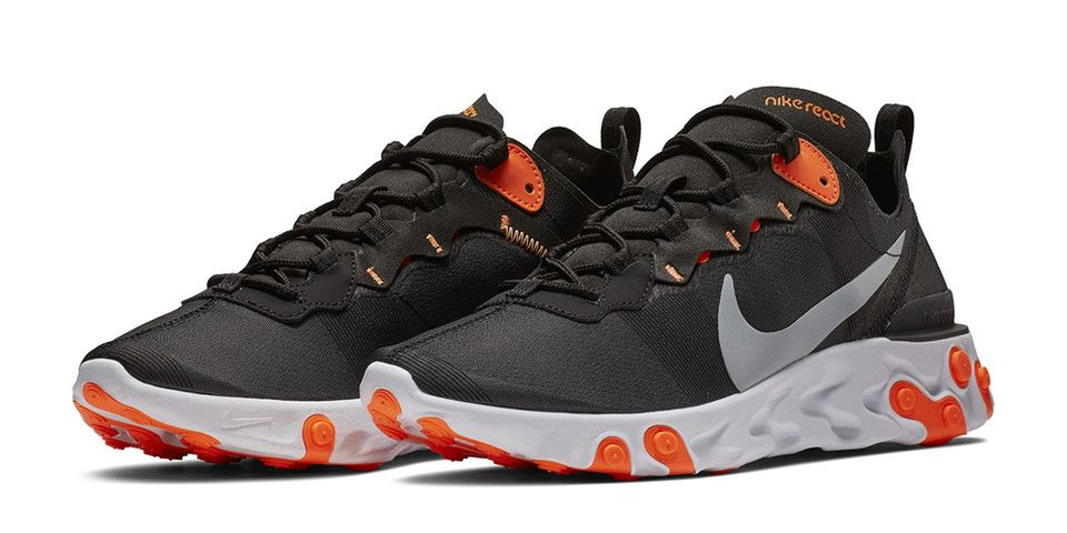 newest 3d2c3 973e2 Nike s React Element 55 Looks Sharp in