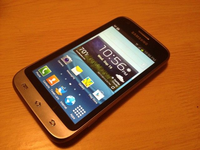 GadgeTell Review Samsung Galaxy Victory 4G LTE for Sprint