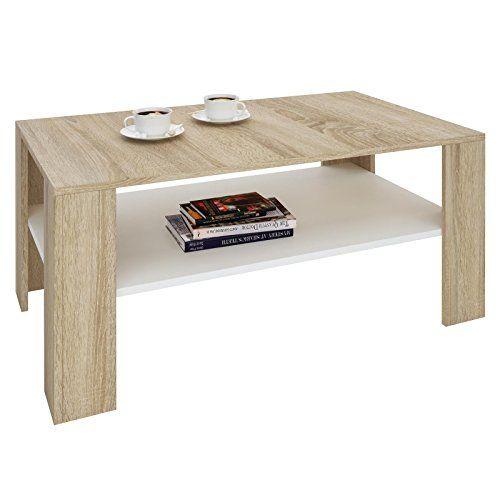 couchtisch eiche wei cheap couchtisch tablo rund mit. Black Bedroom Furniture Sets. Home Design Ideas