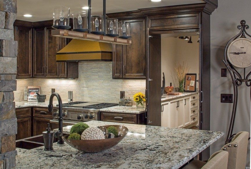 Kitchen decorating and designs by spaces interiors