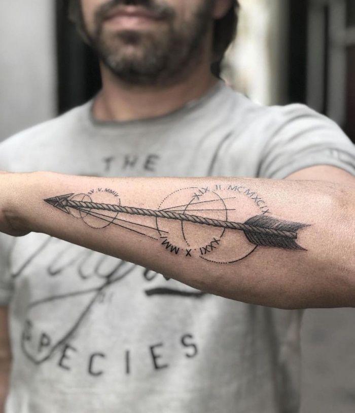 1001 + Tattoo Ideen für Männer + Infos über die