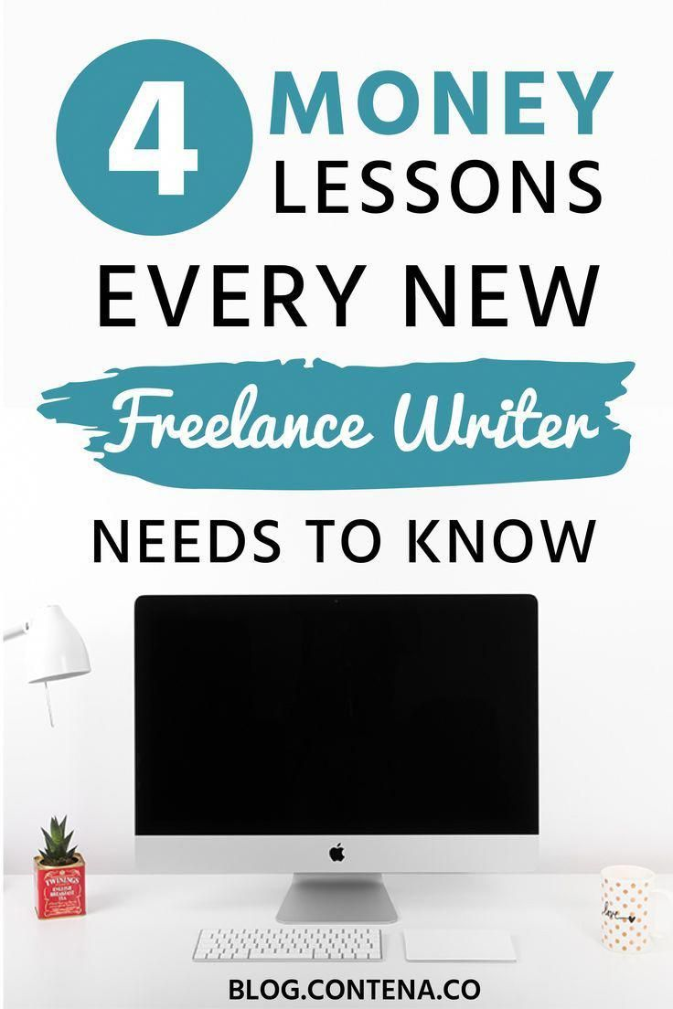 If you're a beginner freelance writer, here are 4 money