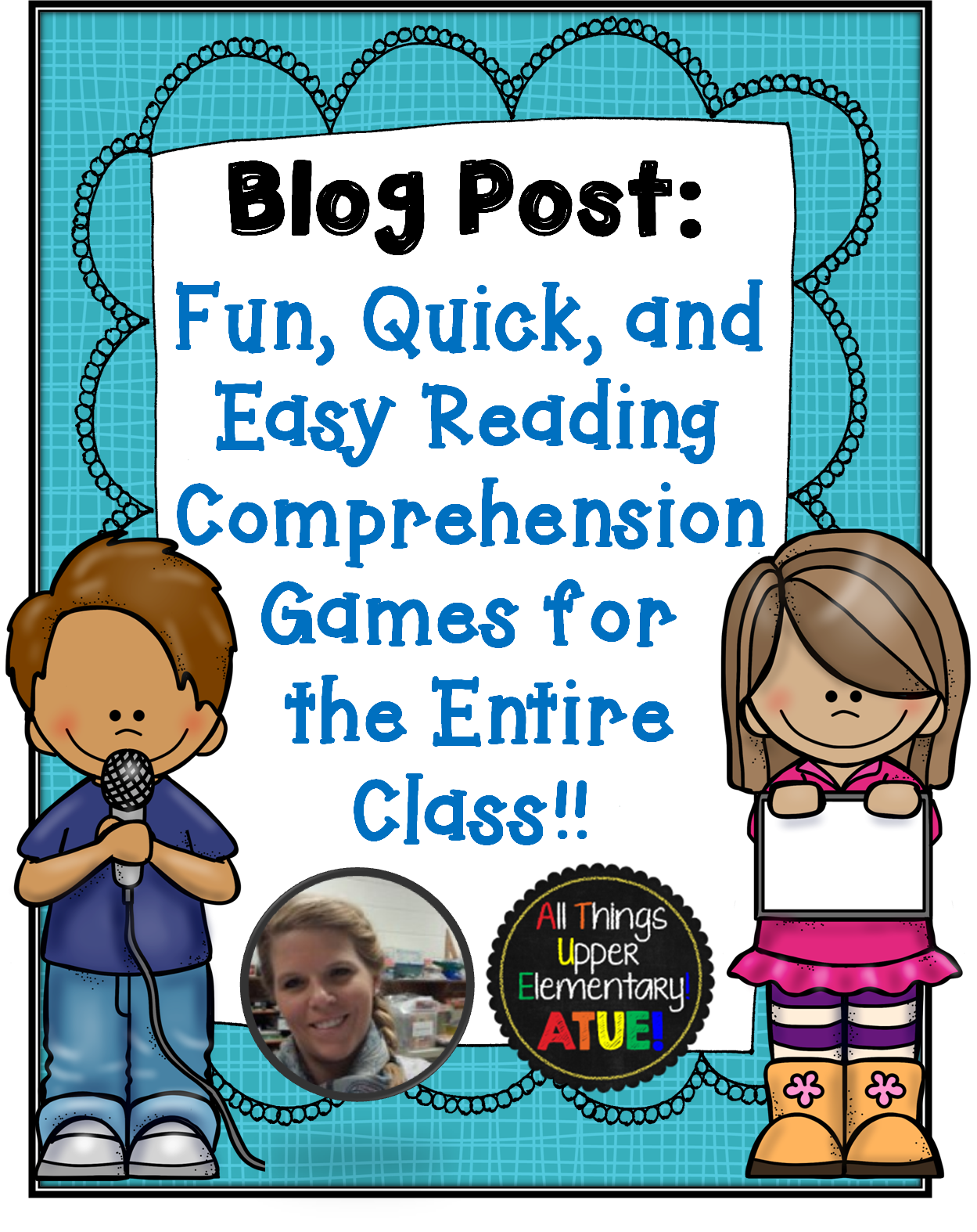 - Fun, Quick, And Easy Reading Comprehension Games For The Entire