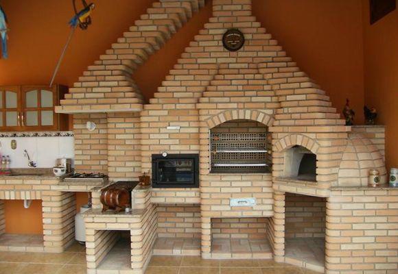 Fogão a Lenha e Forno de Pizza - vantagens e desvantagens Casas