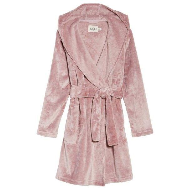Women s Ugg Australia  Miranda  Robe (825 CNY) ❤ liked on Polyvore featuring  intimates 3545bb3b5