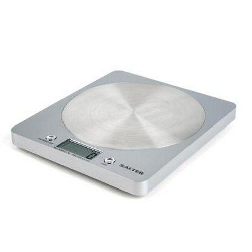 Salter Digital Kitchen Weighing Scales Slim Design Electronic Cooking Applianc