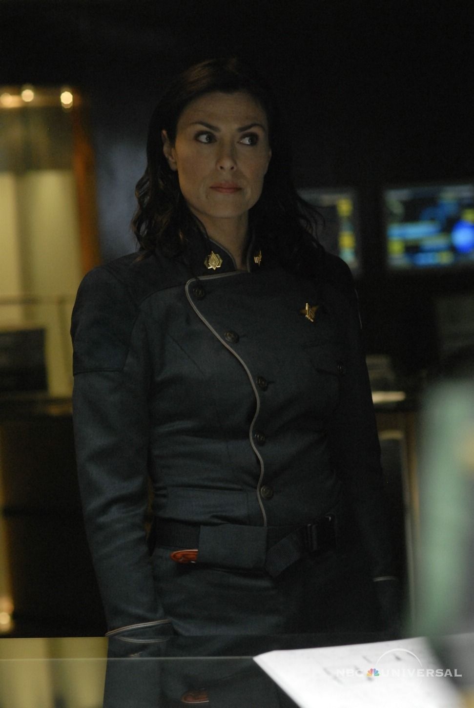 Helena Cain | Battlestar galactica, Battle star, Science ...
