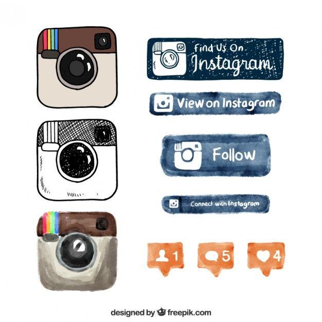 Instagram Logo, How To Draw