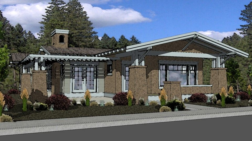 Bungalow Style House Plan Northwest Crossing Bungalow Style House Plans House Plans Bungalow Homes