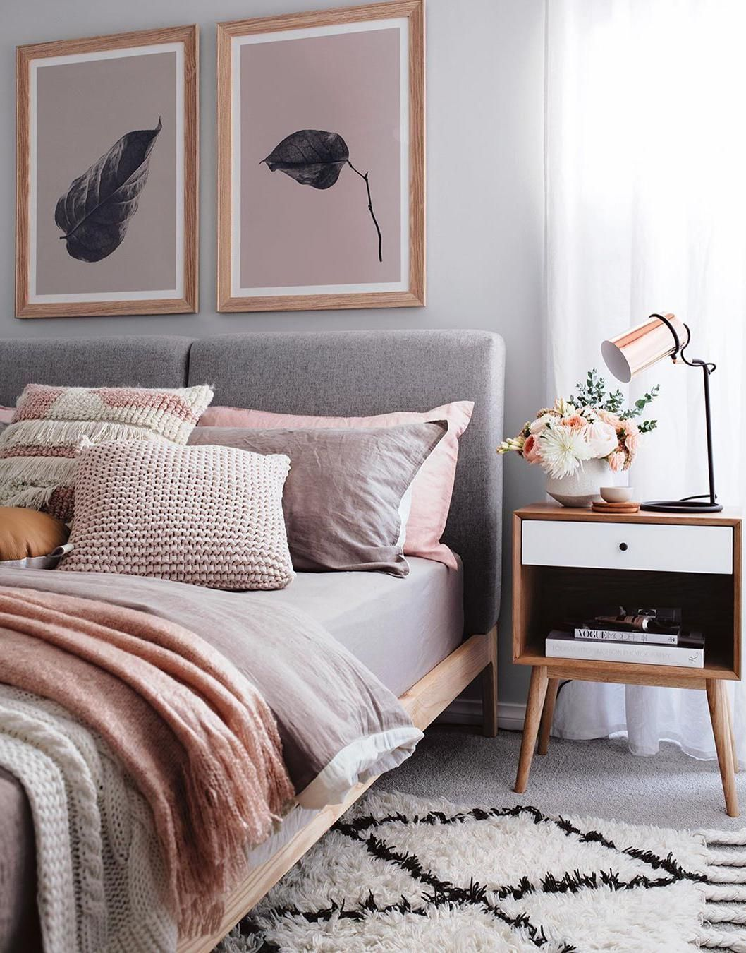 50 Bedroom Decorating Ideas to Suit Every Style | Home decor, Bedroom  decor, Bedroom design
