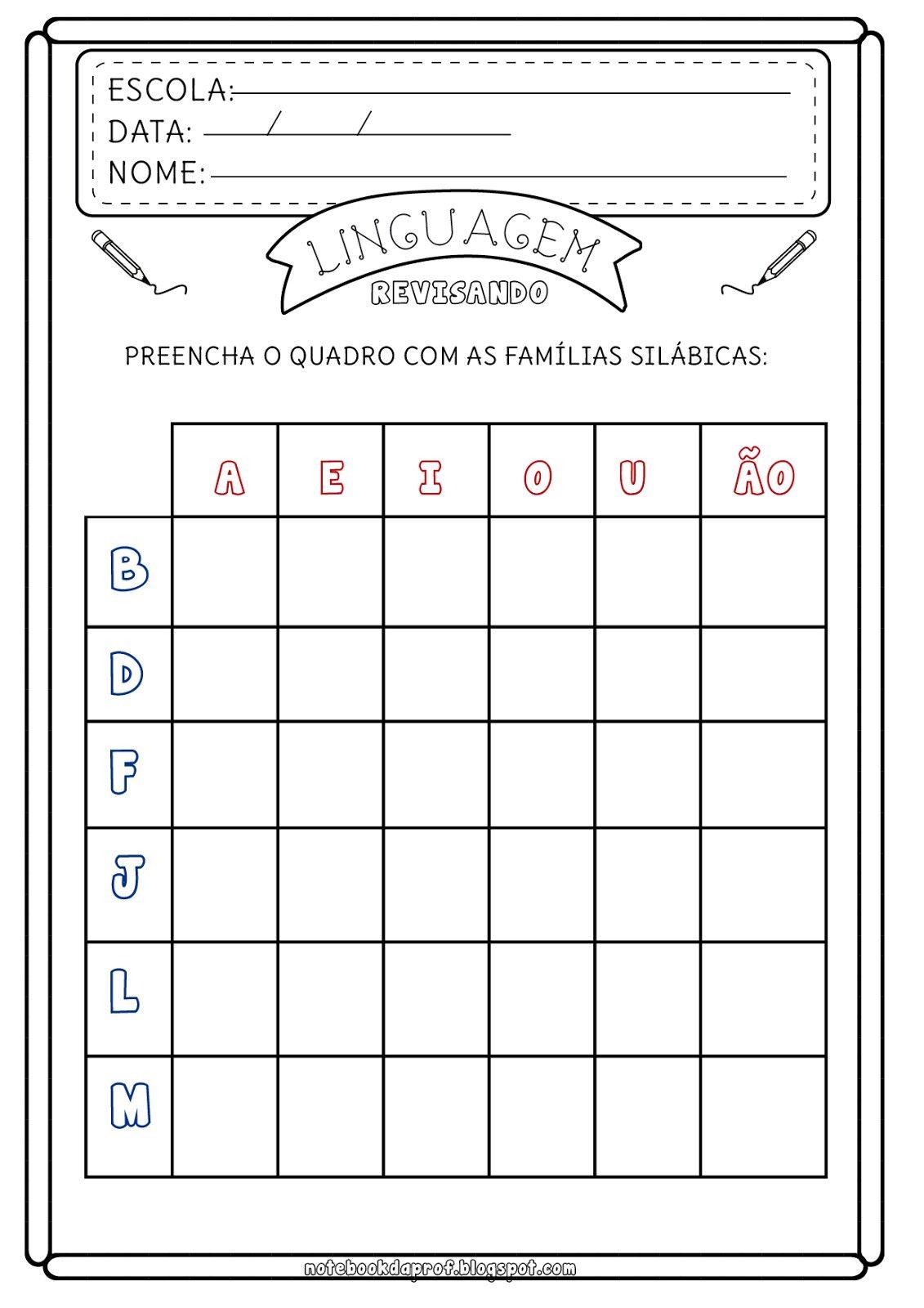 Pin De Carla Marques Em Estudo Atividades Letra E Atividades