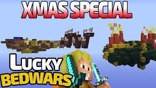 Xmas Special Pro Rush Runde Lucky Bedwars Minecraft Lucky Blocks Server Ip Lpmitkev De Jeux Video Jeux Video