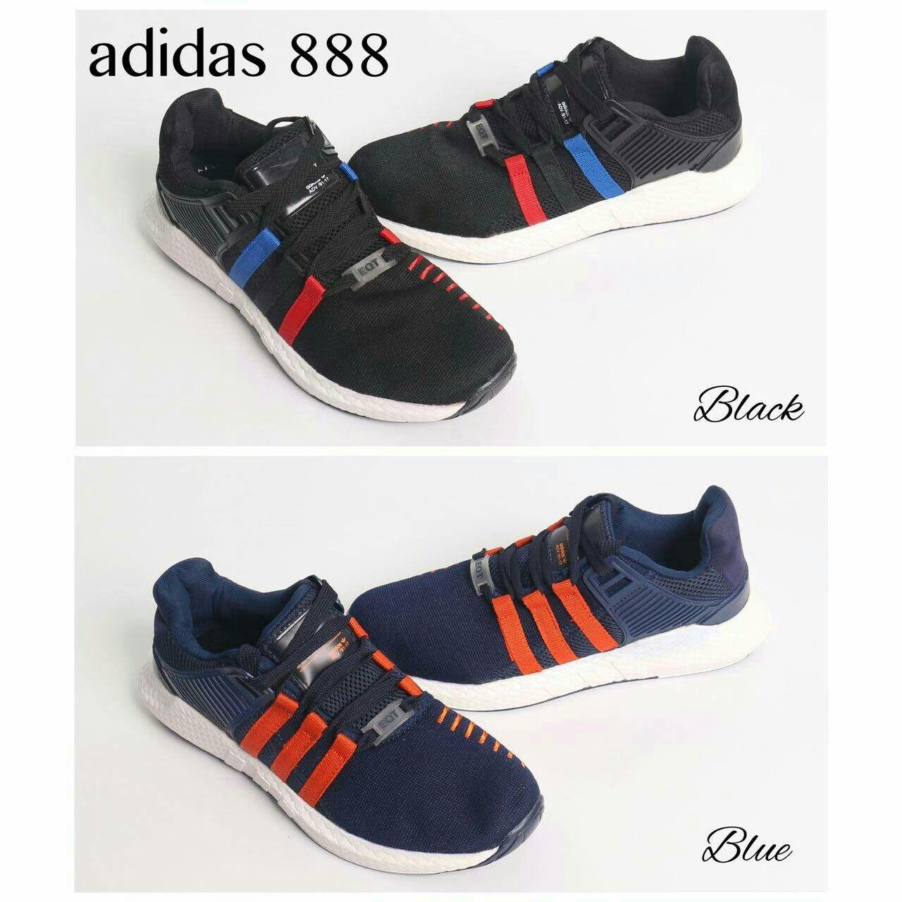 Sepatu Adidas 888 40 26cm 41 26 7cm 42 27 3cm 43 28cm 44 28 6 45 29 3cm Bahan Kanvas Semiori 1 1 Ready 2 Colour Blue Black Harga Rp 28 Sepatu