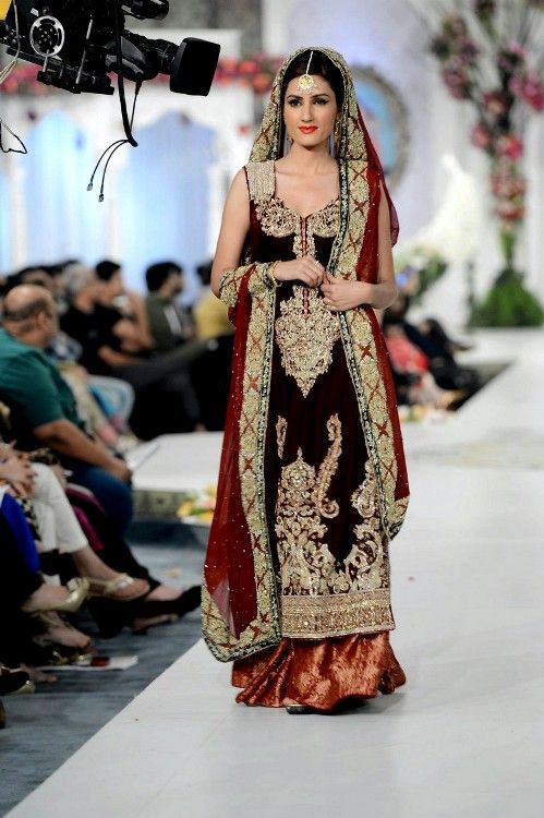 HSY Winter Bridal Collection 2014 | Bollywood | Pinterest
