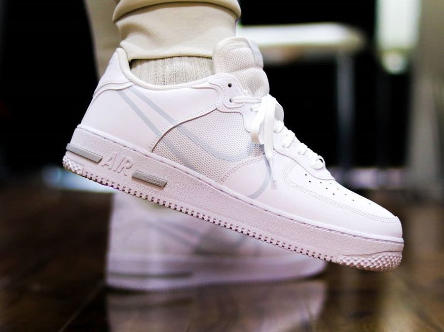 nike air force 1 react femme