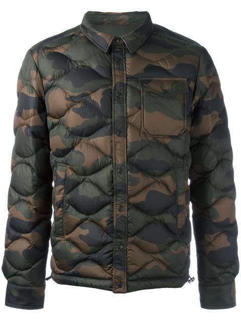 Details about Mens Moncler Camo Nambour Jacket