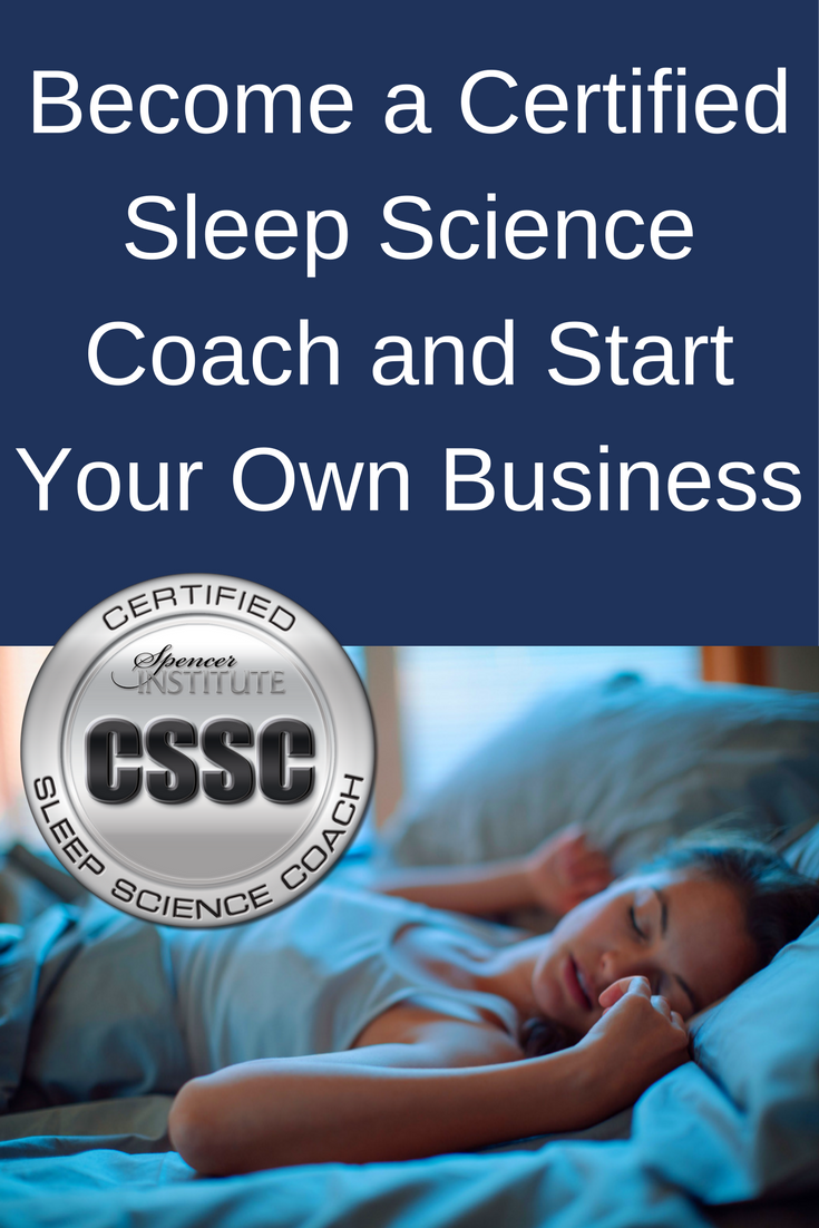 Certified Sleep Science Coach Certification Personal Training