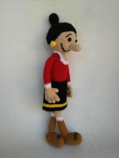 Pupazzi di lana - ✨ ❣✨❣ Gorjuss ❣ ✨❣✨ . #amigurumidoll ... | 550x412