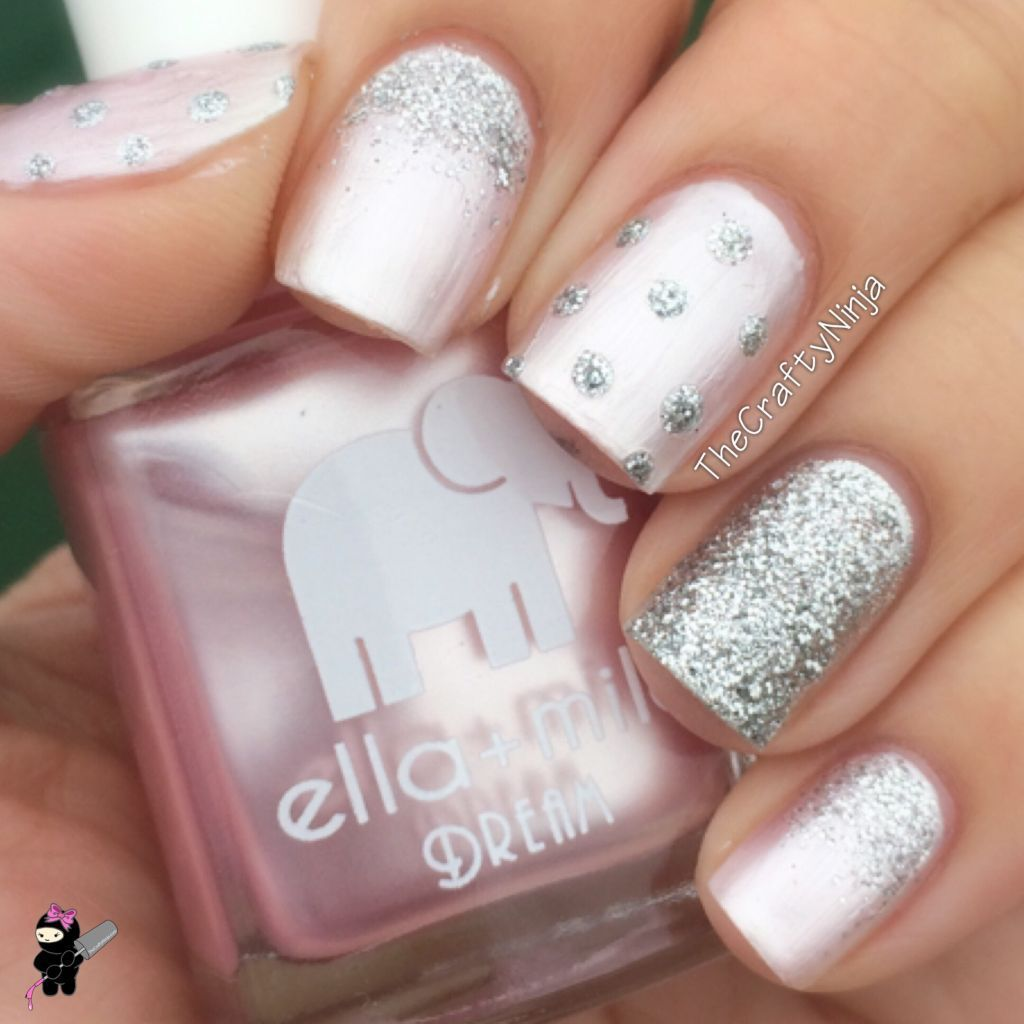 Ella Mila Mirror Mirror, On Thin Ice + My Fantasy | Nails ...