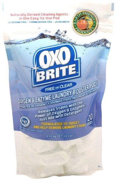 Earth Friendly Products Oxo Brite Powder Laundry Booster