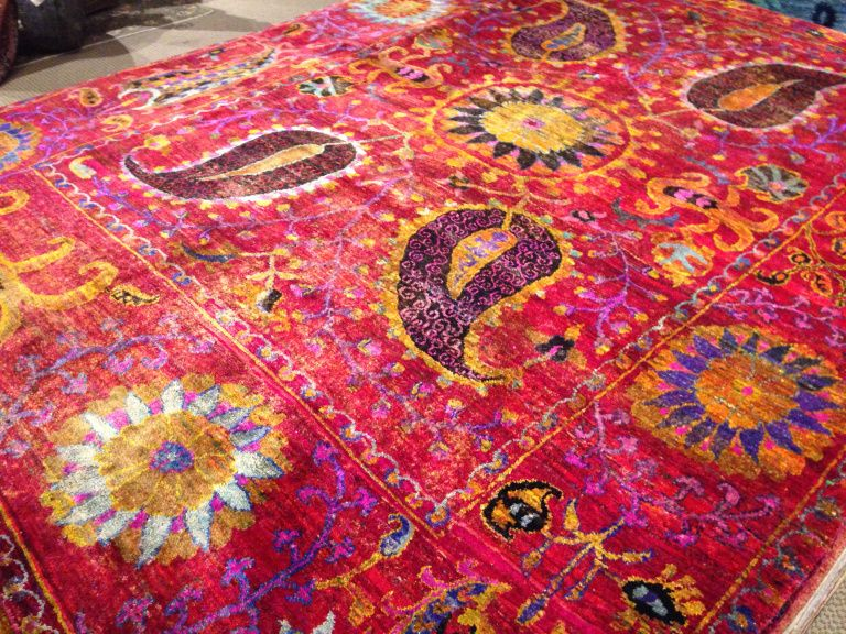The Sari Silk Rugs Have Arrived At Nw Rugs Rugs Floor Rugs