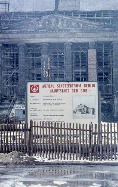 West Berlin Ddr