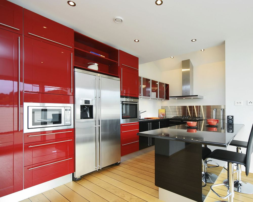 Segale Custom Modern Kitchens Metal Kitchen Cabinets Kitchen Cabinet Colors Kitchen Cabinet Styles