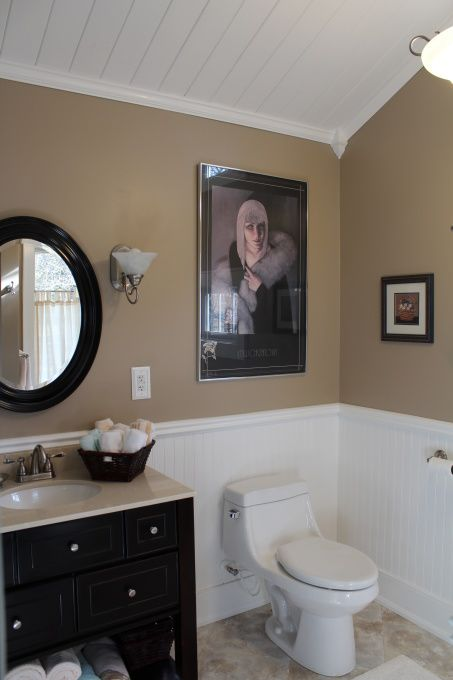Guest Bath, We designed this new guest bath with a cathedral ceiling on swimming pool bathroom designs, sunken tub bathroom designs, laundry room bathroom designs, townhouse bathroom designs, walk in closet bathroom designs, soaker tub bathroom designs, sloped ceiling bathroom designs, apartment bathroom designs, tile floor bathroom designs, latest bathroom designs, whirlpool tub bathroom designs, sauna bathroom designs, hot tub bathroom designs, attic bathroom designs, garden tub bathroom designs, basement bathroom designs, view bathroom designs, full master bathroom designs, cathedral ceiling designs, jetted tub bathroom designs,