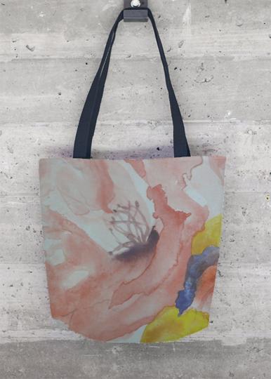 VIDA Tote Bag - Butterfly Tote by VIDA 4x52ycVbiC