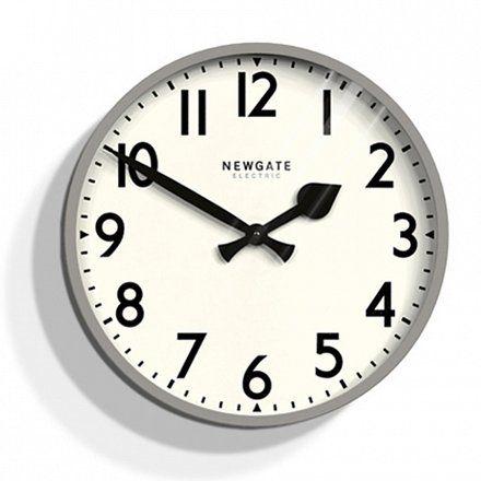 The Putney From Newgate Clocks Perfect Size 45cm Can I Find It In Us Clock Wall Clock Grey Clocks