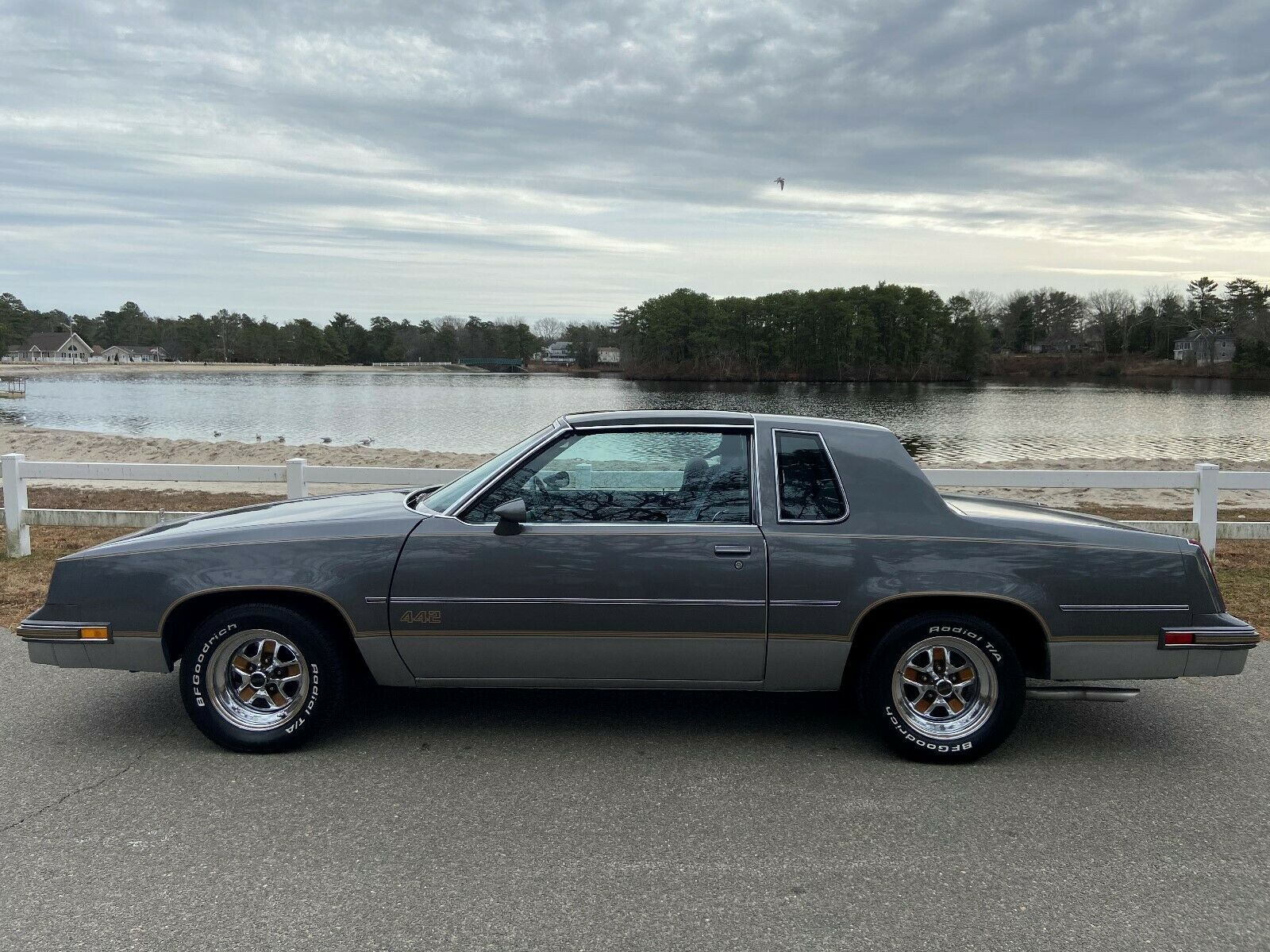 Oldsmobile 442 Cutlass Supreme 1986 For Sale Oldsmobile 442 Oldsmobile Classic Cars Muscle