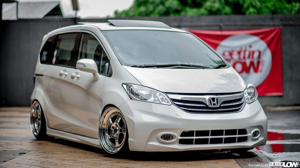 Haruns Maharbina S 2013 Honda Freed Dengan Gambar Modifikasi