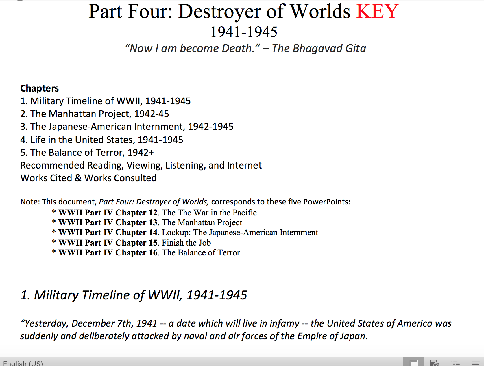 Pin On World War Ii Lesson Plans