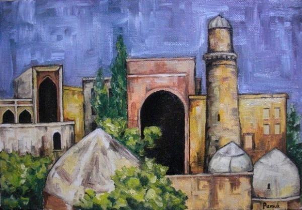 Baku Art Painting Ceramic Painting Art Painting Painting