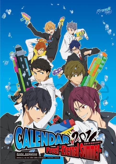 Free! Erernal Summer Ep.9 | Sousuke and Rin | Free iwatobi swim club, Free anime, Free