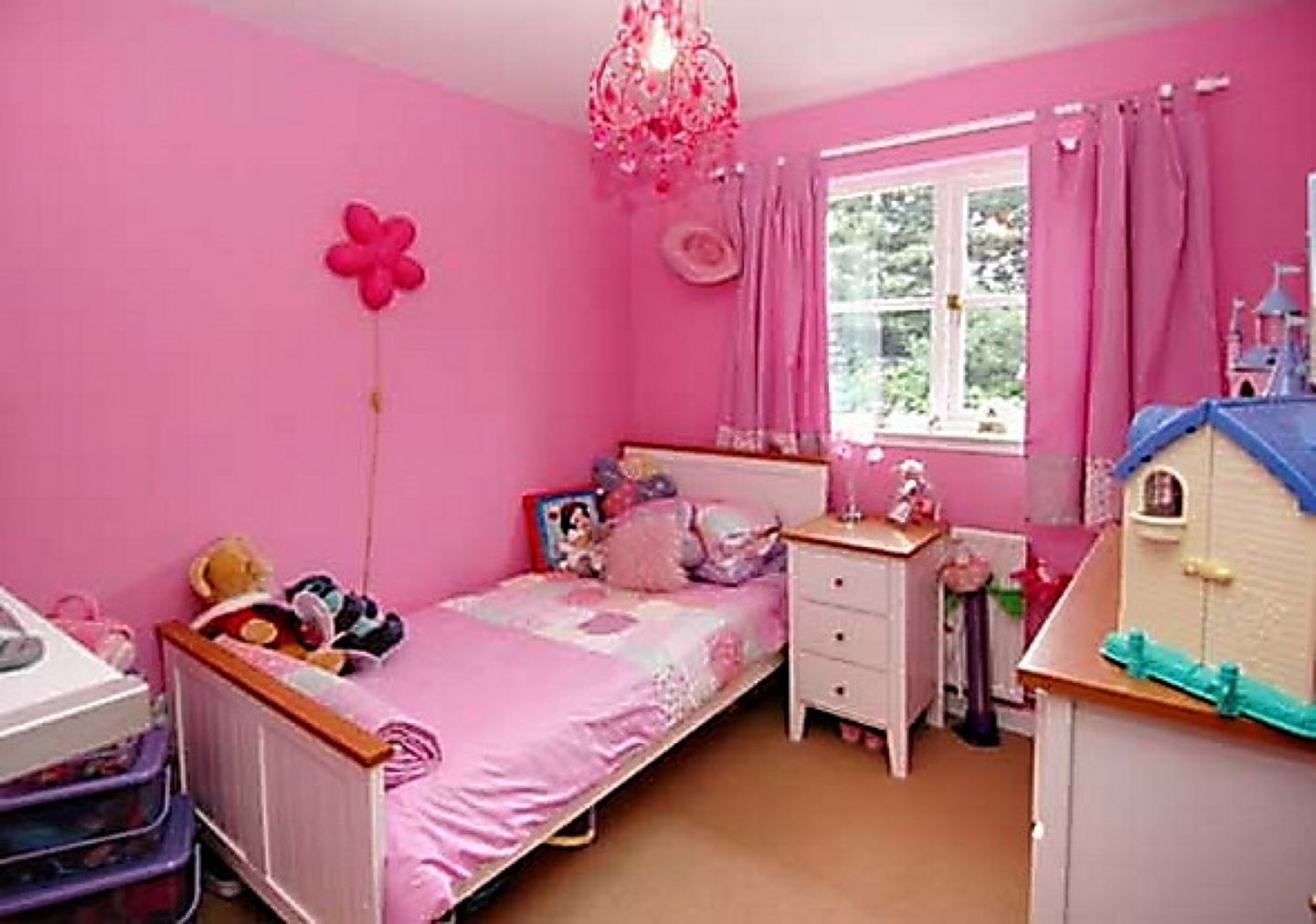 25 Most Beautiful Pink Bedroom Color Schemes For Your Lovely