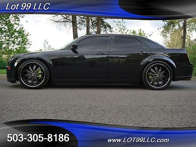 Nice 2006 Chrysler 300 Series Srt 8 Hemi 22 Wheels Tuned Lowered For Sale View More At Http Shipperscentral Com Wp Prod Chrysler 300 Chrysler Cars Chrysler