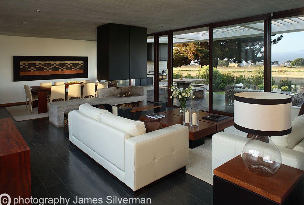 Dise o de interiores inspiradores dise ar casas for Disenar espacios interiores