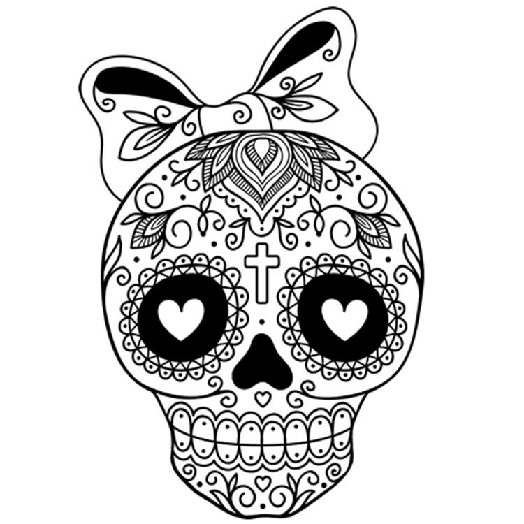 tattoo lovers drawing pinterest colores calaveras y