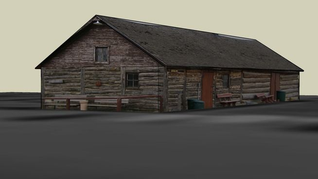 THRO Building 15 - 3D Warehouse