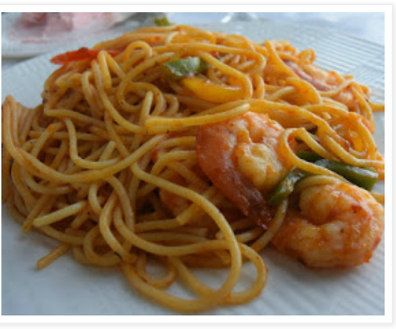Photo of Easy shrimp spaghetti recipe by Eleni Psomoziti