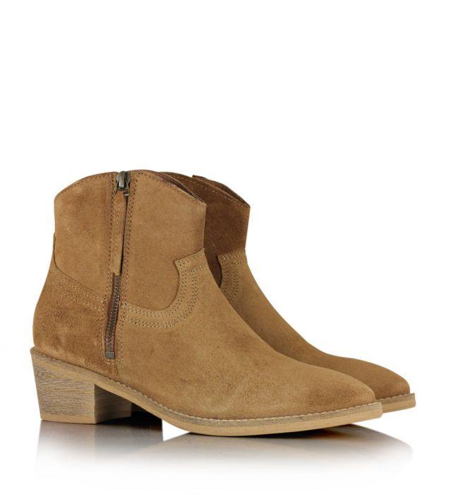 04a082cc7eb Køb Billi Bi 8871 støvler - Beige cuoio babysilk (Brun) til 0 fra Billi