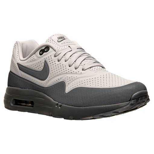 Men's NIke Air Max 1 Ultra Moire Running Shoes - 705297 002 | Finish Line |