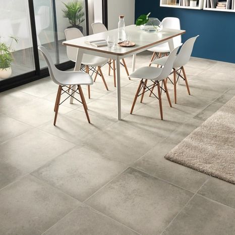 Goodhome Carrelage Sol Interieur Gres Cerame Emaille Kontainer