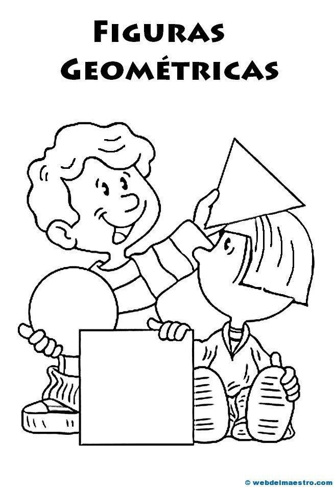 Dibujos con figuras geométricas | GEOMETRY -TEACHING IDEAS ...