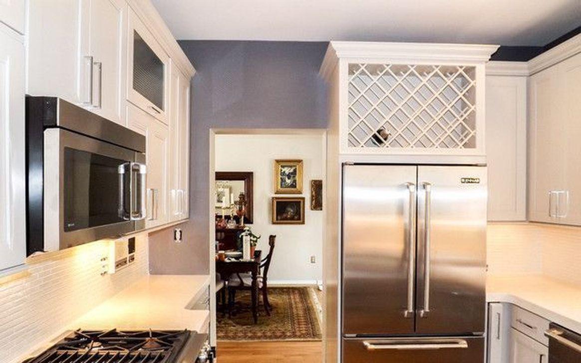48 Amazing Townhouse Kitchen Remodel Design Ideas Kitchen