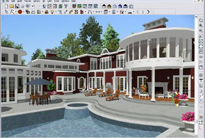 Free Building Design Software Programs Download Interior And Home