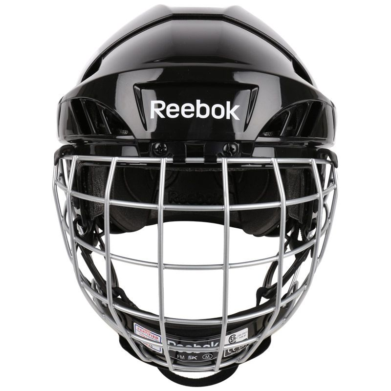 Gallery For Hockey Helmet Front Hockey Casque