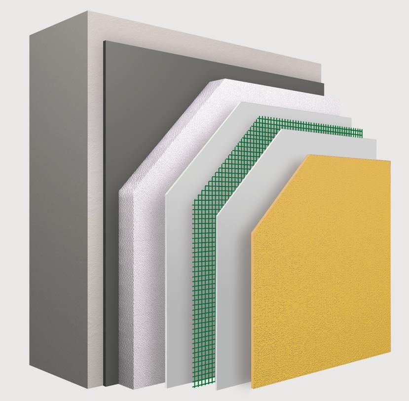 Stotherm Classic Exterior Wall Insulation Sto Eifs Exterior Insulation Finish System Eifs